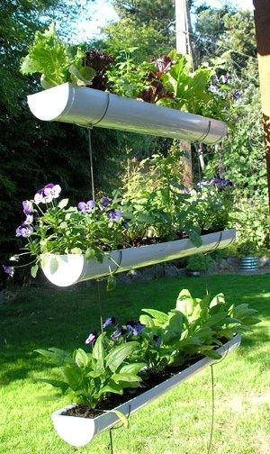 Suspensions originales au jardin comment cr er for Agrementer son jardin