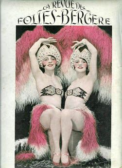 folies   jazz age  dolly sisters
