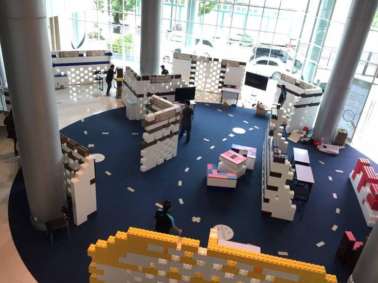 Oltre 25 fantastiche idee su arredamento scaffalature su for Lego arredamento