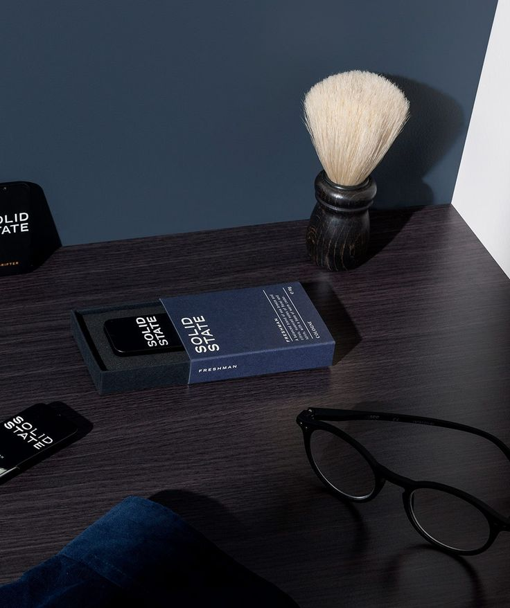 The Freshman Solid Cologne offers a summery blend of sea breeze and citrus, evoking the sun-kissed coastline of the Mediterranean. | huntingforgeorge.com