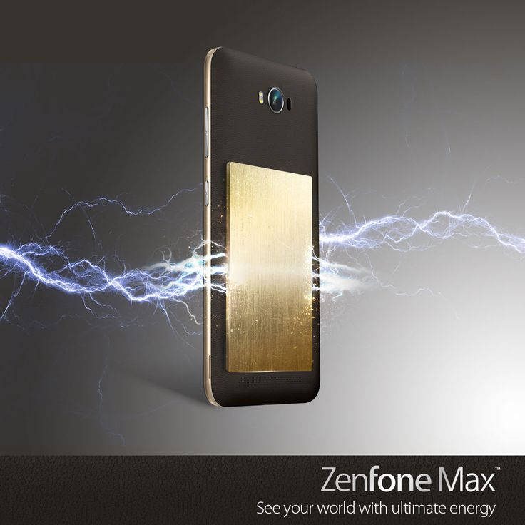 #ZenFone Max packs a monster power of 5000mAh battery capacity into a minimum space