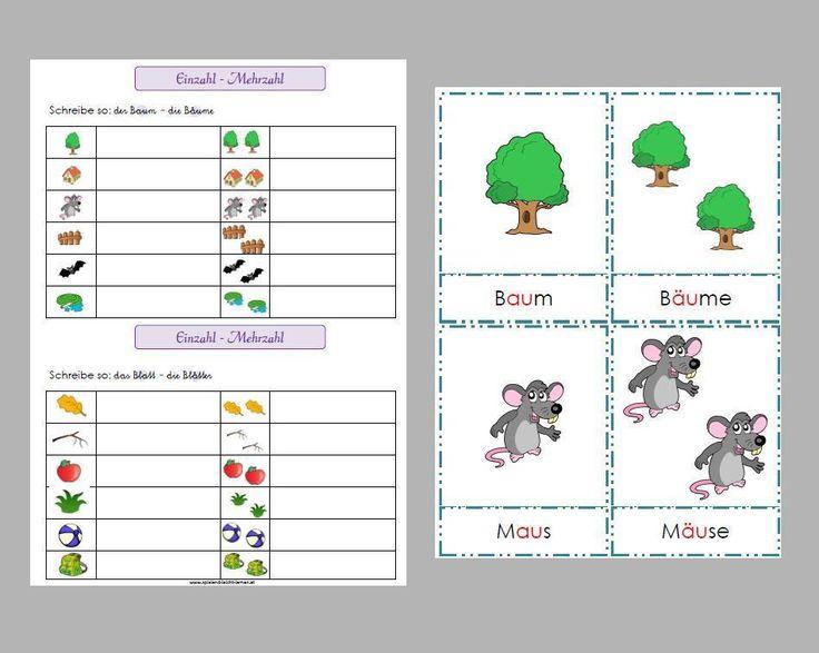 1057 besten deutschunterricht bilder auf pinterest grundschulen montessori und 1 klasse. Black Bedroom Furniture Sets. Home Design Ideas