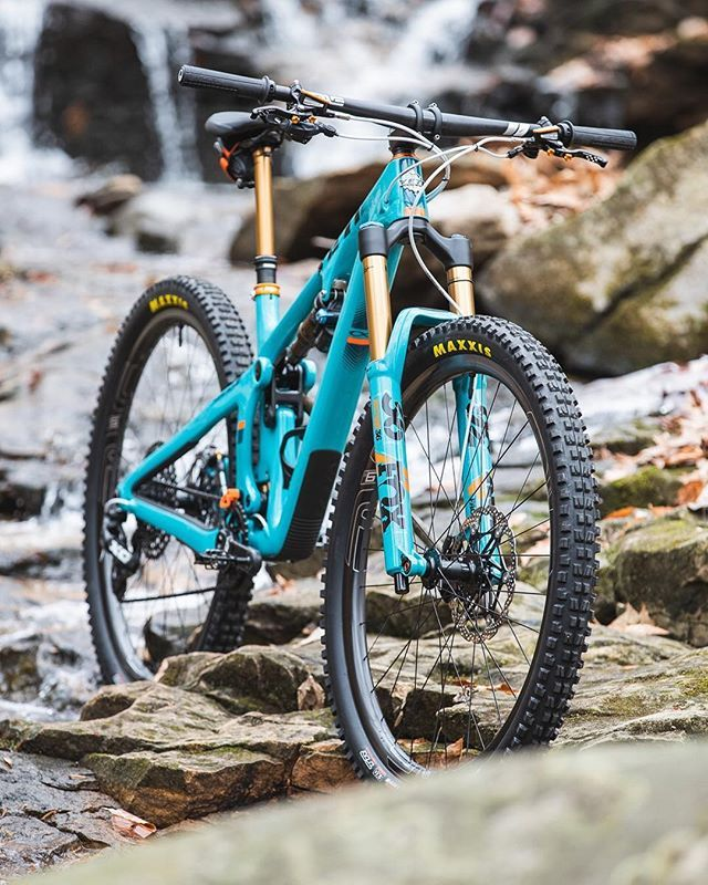 Another Gorgeous Yeti Sb130 With M630 S M7 Bar And Stem Ready To