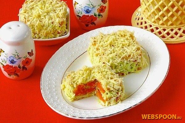 Фото Солёные пирожные «Праздничные»