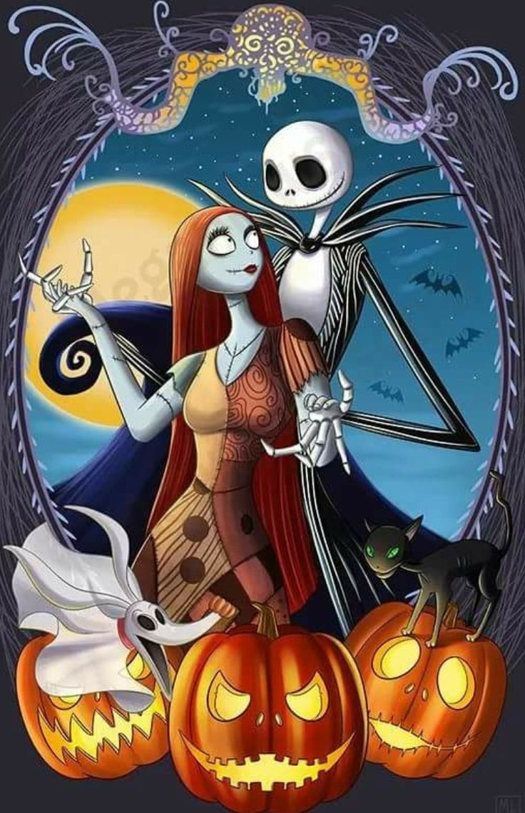 Jack, Sally and Zero
