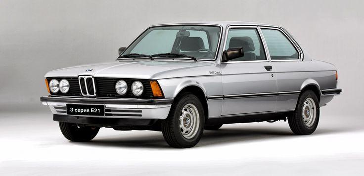 2016  --   BMW 3 серии отмечает свой 40-летний юбилей