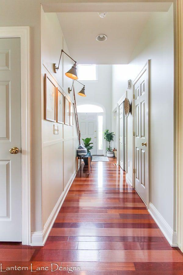 Hallway Decorating Ideas For Narrow Hallways Diy Porch Decor Decor Farmhouse Style Lighting