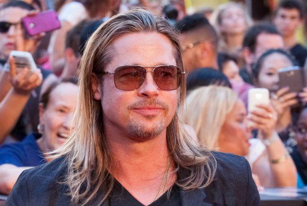 Brad Pitt diz que não vai deixar seus filhos assistirem a filme sobre escravidão http://glo.bo/1bFpOWA