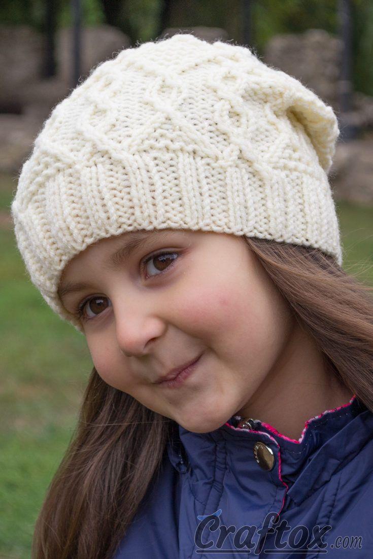 39 best Hats. Free knitting patterns images on Pinterest | Knitting ...