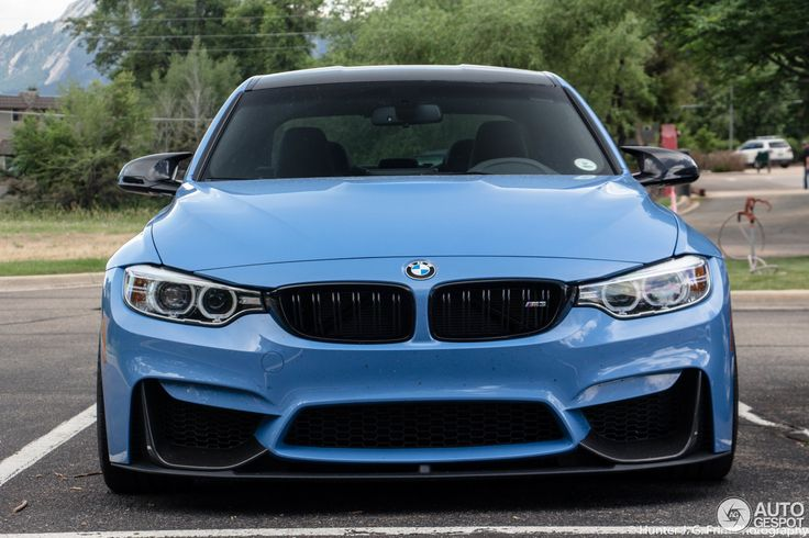 BMW M3 F80 Sedan 2014 5