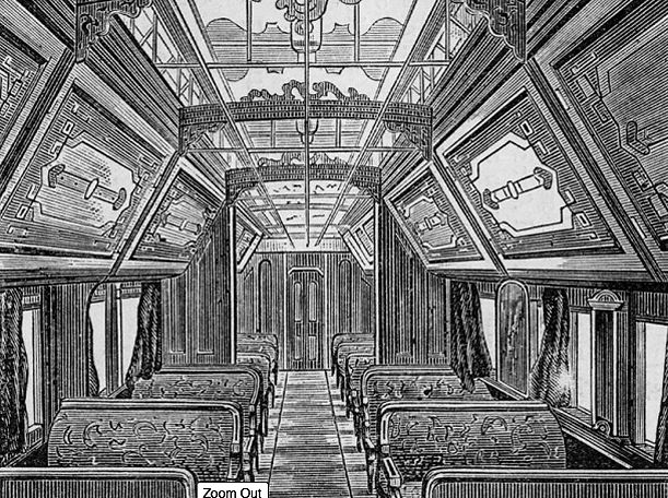 traveling in style and comfort the pullman sleeping car train travel northern michigan and. Black Bedroom Furniture Sets. Home Design Ideas