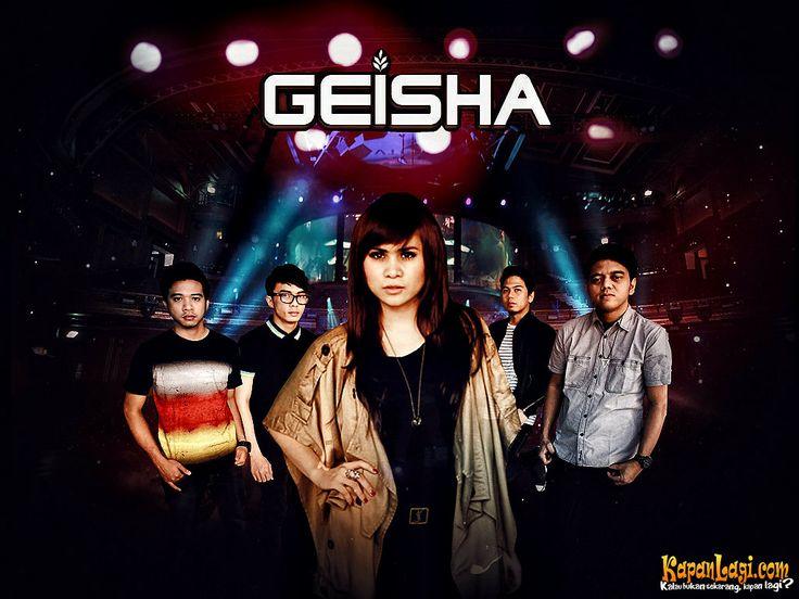 Roby, Nard, Momo, Dhan, Aan @geishaindonesia