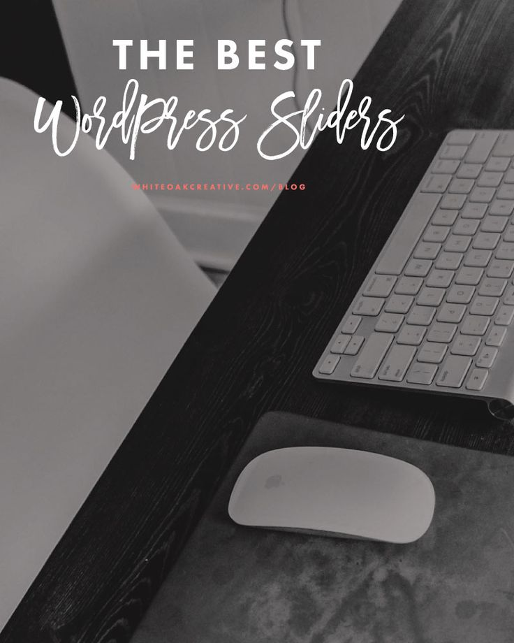 My 2 favorite WordPress Sliders to use on client projects, and examples of where I've included the slider and why!