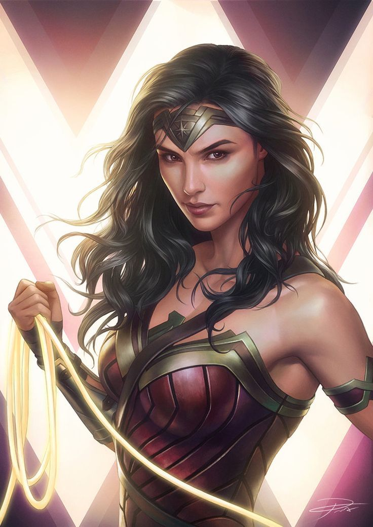 Wonder Woman is always been in my top list of doing some fun art, love the character with both strong yet beautiful elements. I'm so excited the movie!!!! - visit to grab an unforgettable cool 3D Super Hero T-Shirt!