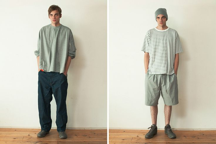 GOOD OL' - S/S 2016 COLLECTION LOOKBOOK • Guillotine