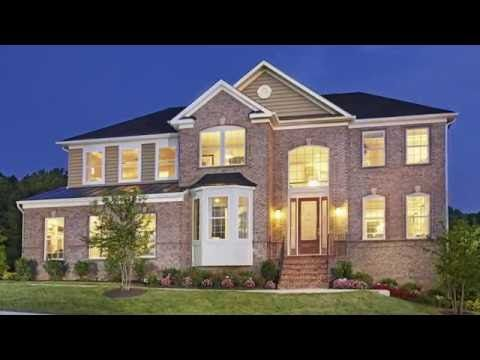 The Jackson model home by Richmond American Homes