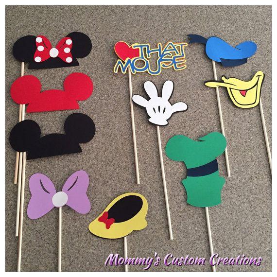 M s de 25 ideas nicas sobre guantes de mickey mouse en for Cabina del mickey