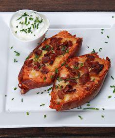 Loaded Sweet Potato Skins                                                                                                                                                                                                            3552                                                                                          276                                                                                          47