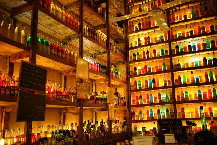 Brettos Bar in Plaka ,Athens (Greece)