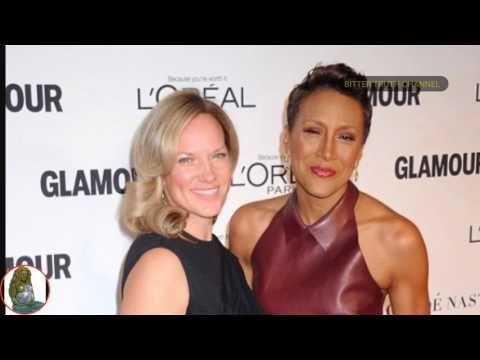 HOLLYWOOD TRANSGENDER ALERT GMA ROBIN ROBERTS - YouTube