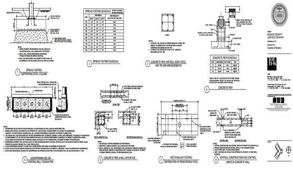 Various Symbols And Diagrams In Construction Drawing  Civil