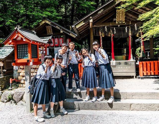 Frumoasa verde: De ce este învățământul japonez atât de eficient + VIDEO