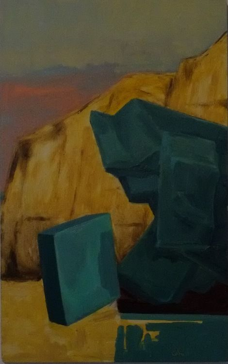 Anthony Cahill, Impossible landscape, 3 on ArtStack #anthony-cahill #art