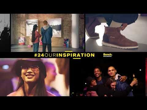 BENCH #24ourshoes jetzt bei DEICHMANN YouTube | Coole
