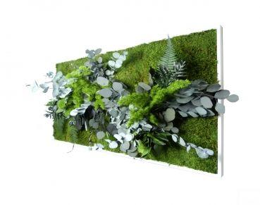 Pflanzenbild 100x60 Cm