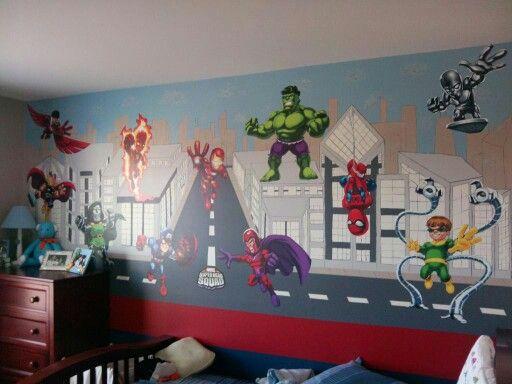 58 best kids marvel superhero bedroom ideas images on pinterest