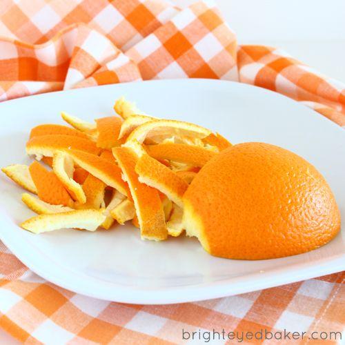Candied Orange Peel 3