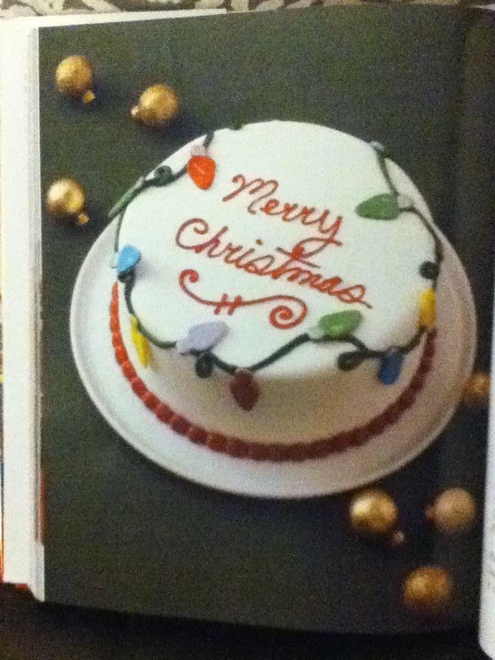 Food Love Recipes Cake Boss Christmas Cupcakes Recipe