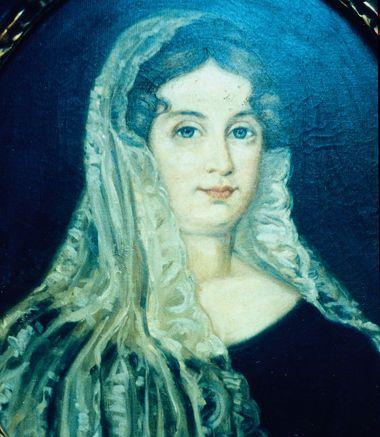 Javiera Carrera - Heroína chilena - Luchó por la independencia de Chile.