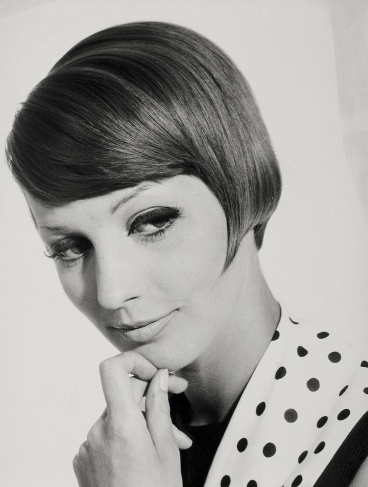 in de jaren 60, was kort haar ook erg in