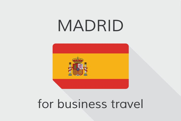 #Madrid - the cultural and financial centre of Spain