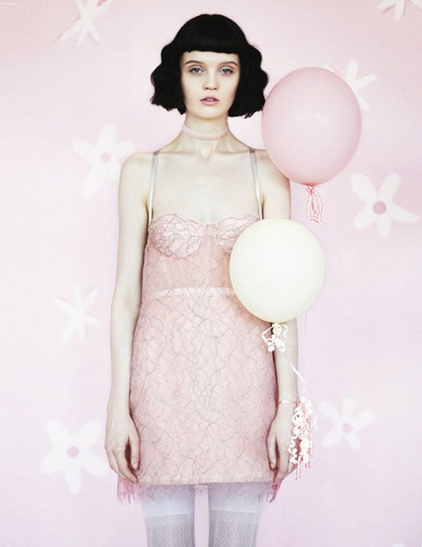 Bridal collection from Richard Nicoll for Topshop