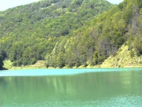 Lacul Ighiel( Iezer) din Muntii Trascau
