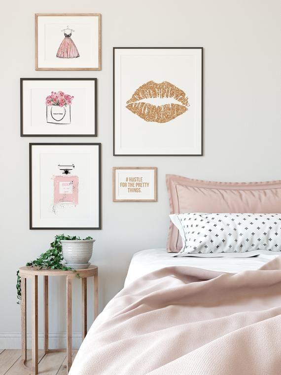 48++ Girls bedroom wall decor ideas in 2021