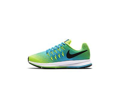 Calzado de running para niños talla pequeña/grande Nike Air Zoom Pegasus 33