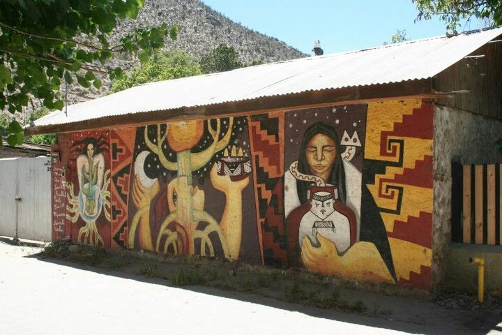 Diaguitas. Valle de Elqui. Chile.