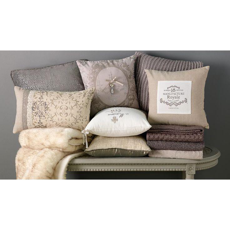 les 25 meilleures id es de la cat gorie plaid maison du monde sur pinterest coussin maison du. Black Bedroom Furniture Sets. Home Design Ideas
