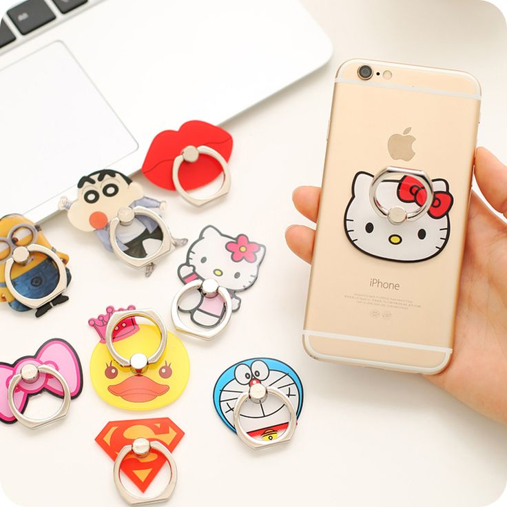 Cute Cartoon Finger Ring Holder Universal Bow Kitty Lips Monkey Mobile Phone 3D Metal Stander Finger Grip for iPhone Samsung HTC #>=#>=#>=#>=#> Click on the pin to check out discount price, color, size, shipping, etc. Save and like it!