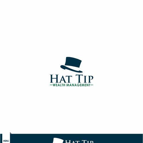 Hat Tip Wealth Management Create An Alluring Trustworthy Logo