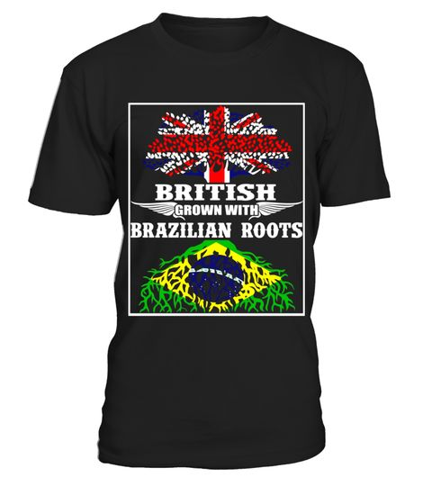"""# British Grown with Brazilian root Retro TShirt .  Special Offer, not available in shops      Comes in a variety of styles and colours      Buy yours now before it is too late!      Secured payment via Visa / Mastercard / Amex / PayPal      How to place an order            Choose the model from the drop-down menu      Click on """"Buy it now""""      Choose the size and the quantity      Add your delivery address and bank details      And that's it!      Tags: Brazil t shirt, Brazil shirts…"""