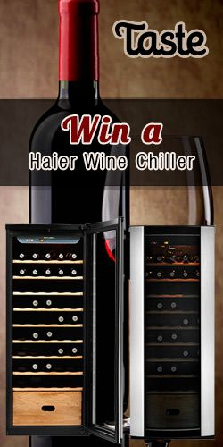 Win a Haier #Wine Chiller! #home #competition