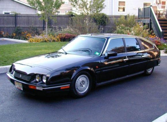 1990 Citroen CX