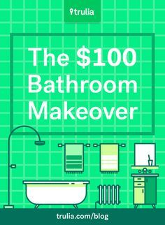 Ready To Makeover Your Bathroom On The Cheap Most Of These 12 Bathroom Makeovers Can
