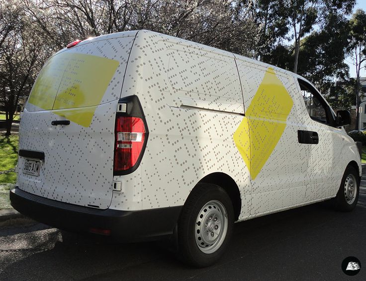 AutoSkin   Cheese Culture   Hyundai iLoad Full Wrap