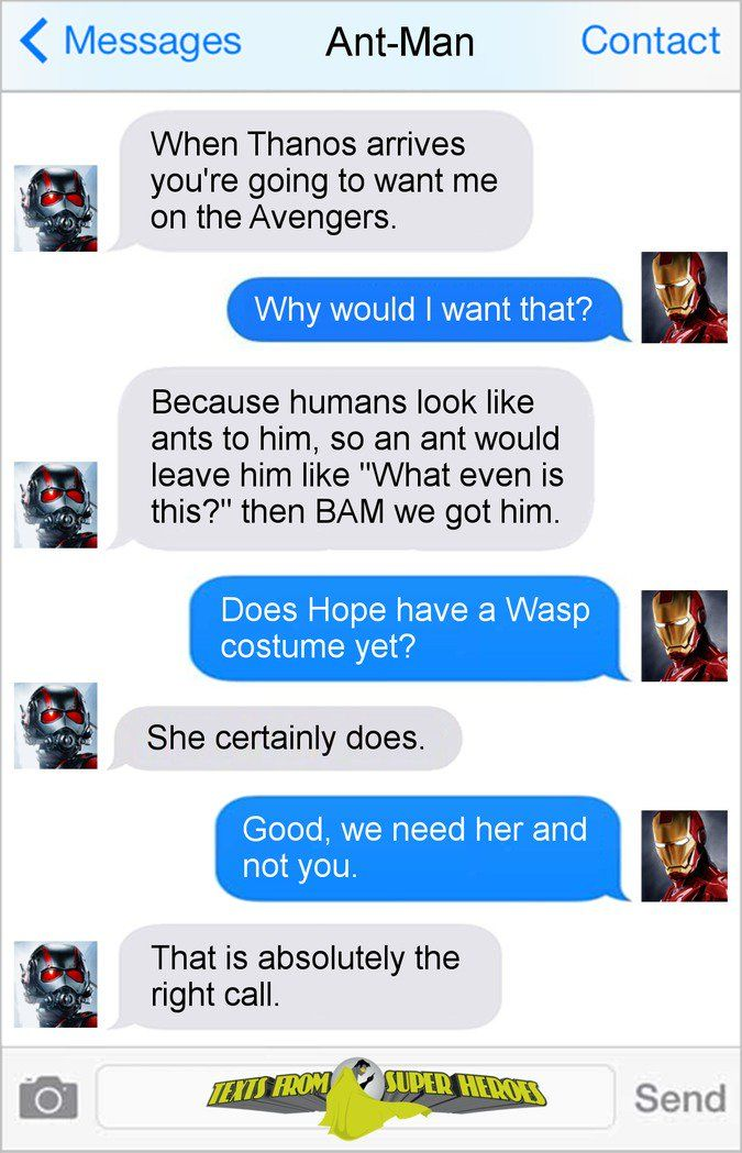 Would You Give Deadpool YOUR Phone Number? Check Out These