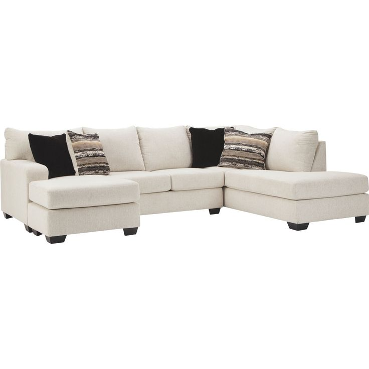 Cambri 2 Piece Sectional With Chaise Ashley Furniture Homestore In 2021 Sectional Sofas Living Room Living Room Sectional Luxury Living Room